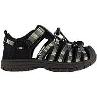 Official Brand Karrimor Ithaca Sandals Childs Boys Flip Flops Thongs Beach Shoes