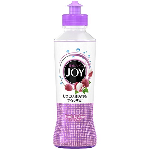 ジョイ コンパクト 食器用洗剤 フレッシュライチの香り 本体 190ml