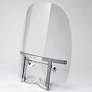 Big-One(ビッグワン) ドラッグスター 400/1100 クラシック対応 ウインド スクリーン 風防 27985