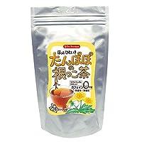 ティーブティック たんぽぽの根っこ茶 28ティーバッグ【18袋組】
