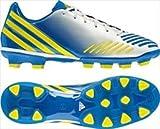 adidas スポーツシューズ アディダス adidas プレデターアブソリオン LZ TRX HG AJP-G64938 (G64938)ランニングホワイト/ビビッドイエローS13/プライムブルーS12 メンズ レディース ○