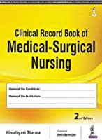Clinical Record Book of Medical-Surgical Nursing
