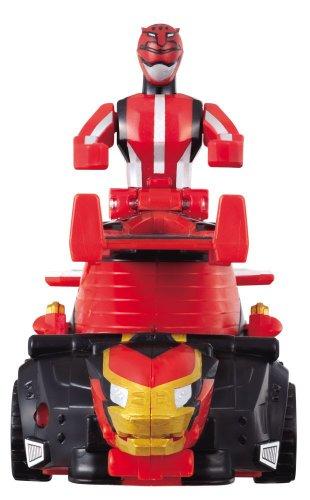 レジェンド戦隊シリーズ ライドあんどゴー01 バスタービークル CB-01チーター