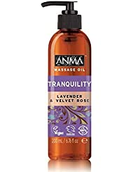 [Anma ] あんまマッサージオイル静けさ - Anma Massage Oil Tranquility [並行輸入品]