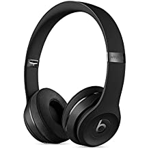 Beats Solo3 Wireless On-Ear Headphones On-Ear Headphones Medium Black