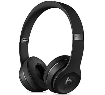 Beats Solo 3 Wirelessオンイヤーヘッドフォン ソロ3 ワイヤレス (ブラック)
