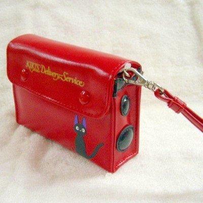 魔女の宅急便 ポーチ キキの赤いラジオ