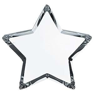 バカラ Baccarat ザンザン ZINZIN スター 星 クリスタル オブジェ クリア L 9cm 2106005 【並行輸入品】 2106005
