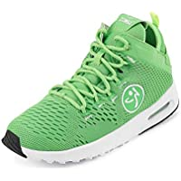 Zumba Womens Women's Air Classic Athletic Dance Workout Shoes with Max Impact Protection