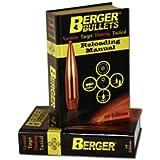 Berger Bullets Reloading Manual 1st Edition