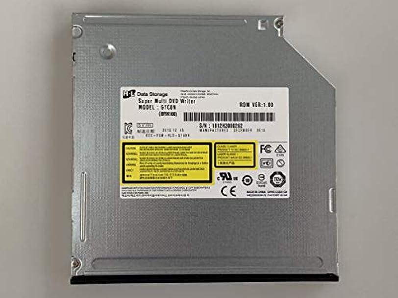 クローゼットブートランドリーHitachi-LG 日立LG SATA接続 12.7mm厚 スリムDVDスーパーマルチドライブ 新品バルク GTB0N