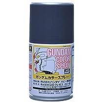 GSIクレオス ガンダムカラースプレー MSグレー連邦系 ガンプラ専用色 スプレー塗料 SG05