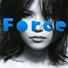 Force♪SuperflyのCDジャケット