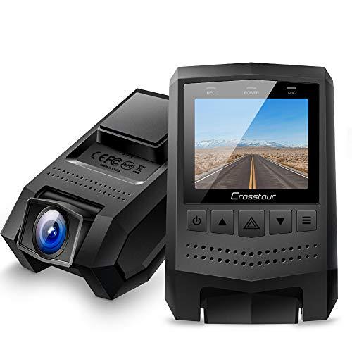 小型ドライブレコーダー 高画質 170度広角 ドラレコ 1080PフルHD 駐車監視 Gセンサー ループ録画 動体検知 上書き機能 高速起動 緊急録画 車載カメラ 日本語説明書 1年保証 CR250