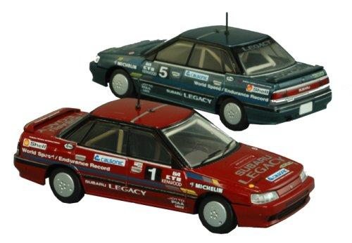 トミカリミテッドヴィンテージ スバルレガシィ 世界速度記録車 2MODELS Vol.2