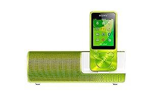 SONY ウォークマン Sシリーズ 8GB スピーカー付 グリーン NW-S14K/G