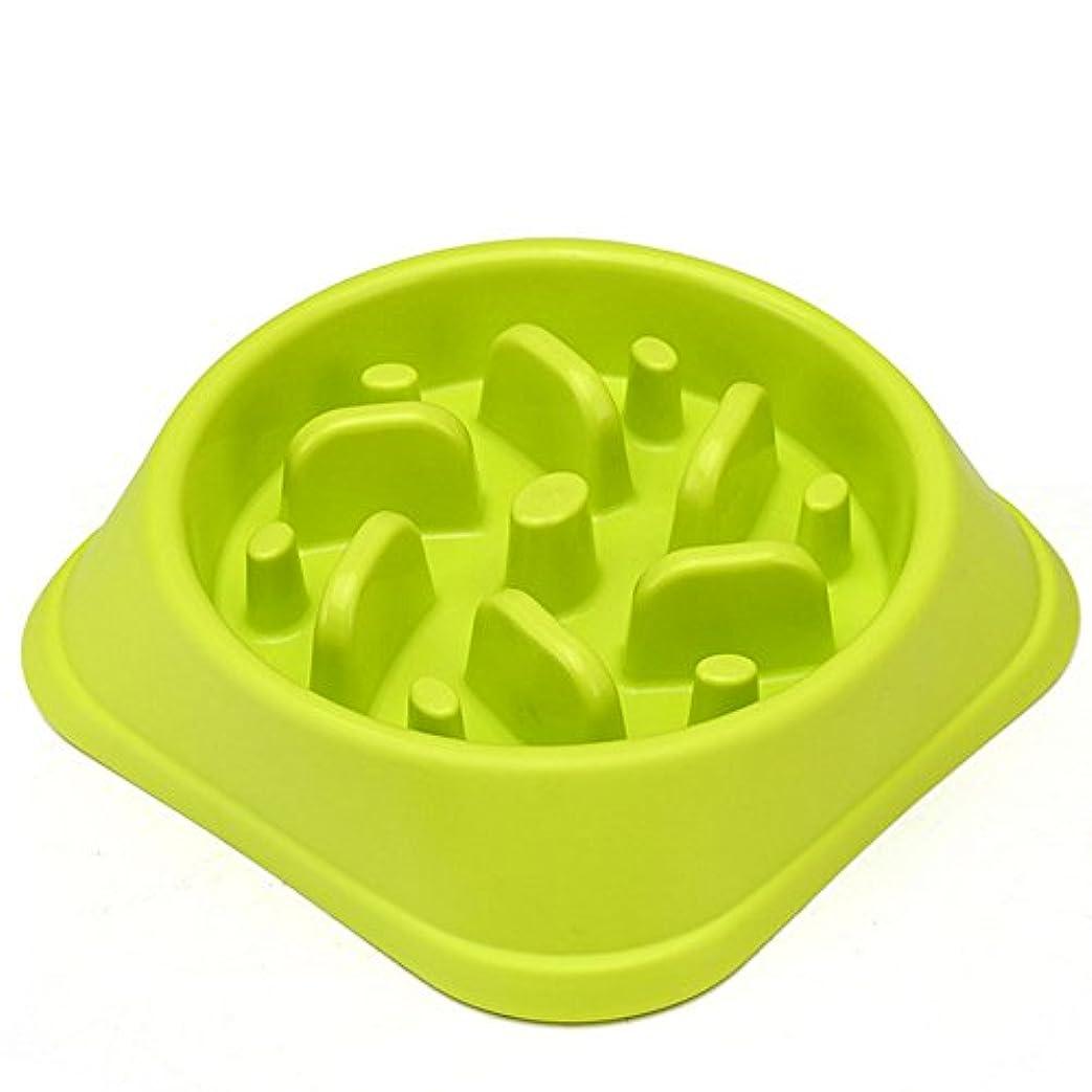 Bartram ペット用 ペットボウル ペット食事ボウル 犬用食器 早食い防止食器 ゆっくり食べれる食器 ペット食器皿 肥満解消 過剰給餌防止 耐久性 (早食い防止食器(3))