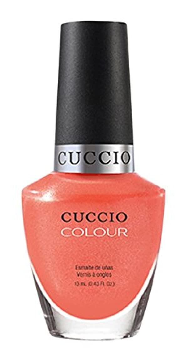 無意識困ったプールCuccio Colour Gloss Lacquer - Goody, Goody Gum Drops! - 0.43oz / 13ml