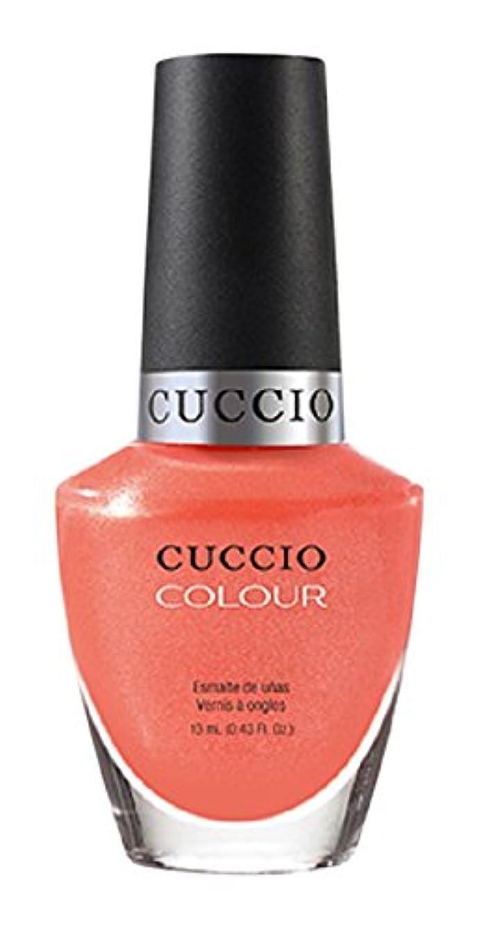 引き出し驚かす投げるCuccio Colour Gloss Lacquer - Goody, Goody Gum Drops! - 0.43oz / 13ml