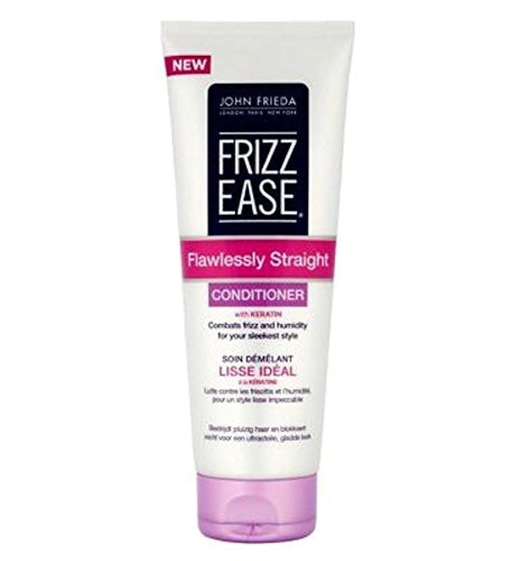 海岸エンジニア豊富なジョン?フリーダ縮れ-容易完璧ストレートコンディショナー250Ml (John Frieda) (x2) - John Frieda Frizz-Ease Flawlessly Straight Conditioner...