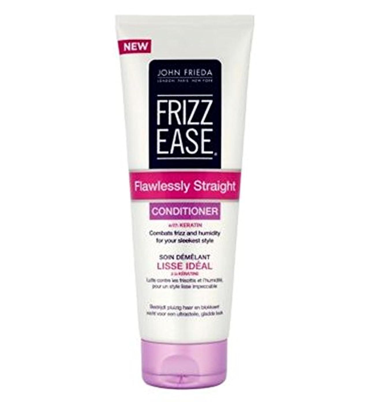 社員どんなときも踏みつけジョン?フリーダ縮れ-容易完璧ストレートコンディショナー250Ml (John Frieda) (x2) - John Frieda Frizz-Ease Flawlessly Straight Conditioner...