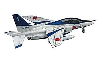 ハセガワ 1/72 航空自衛隊 川崎 T-4 ブルーインパルス 2002 プラモデル D11