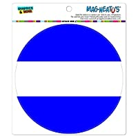 細い白線医療 MD RNのEMT - サークル MAG-格好いい'S(TM)カー/冷蔵庫マグネット