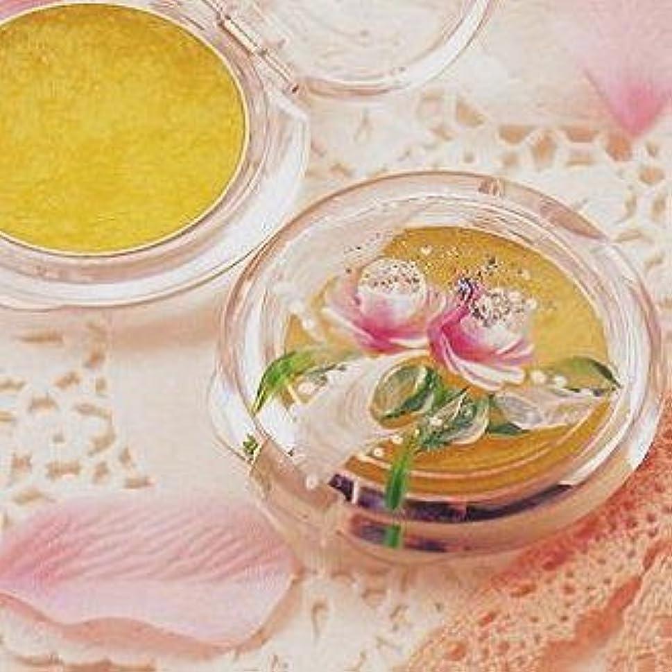 無意味悪意番号本物のバラの香水 天然香料100% 合成香料無添加 ダマスクローズ (練り香水3g)
