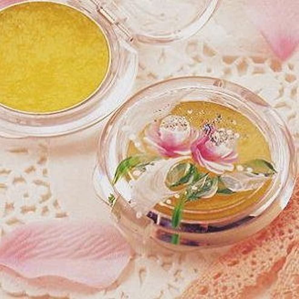 ウナギ鎖傀儡本物のバラの香水 天然香料100% 合成香料無添加 ダマスクローズ (練り香水3g)