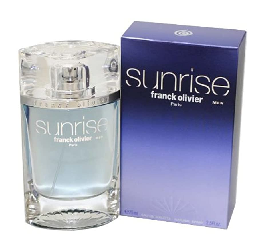 メドレーピザ十分Franck Olivier Sunrise 75ml