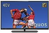 シャープ 40V型 AQUOS フルハイビジョン 液晶テレビ 2T-C40AE1 2T-C40AE1