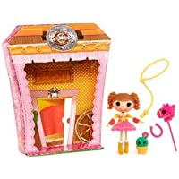 Mini Lalaloopsy Doll- mini Lara loop Sea Doll - Prairie Dusty Trails parallel import goods