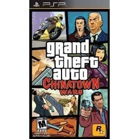 PSP 【輸入版】 Grand Theft Auto: Chinatown Wars (北米版) グランド・セフト・オート:チャイナタウン・ウォーズ