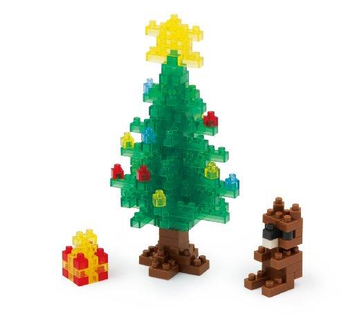 ナノブロック クリスマスツリー2012