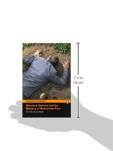 Pearson(ピアソン)PenguinReaders『Level3SHERLOCKHOLMESANDTHEMYSTERYOFBOSCOMBEPOOL』
