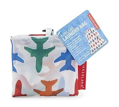 Kikkerland Around The World Travel Bags, Set of 3