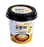 モチモチ 即席 ヨポッキ オニオンバーター 12個 ヨポキ カップトッポキ トッポギ トッポッキ トッポキ 韓国 食品 非常食 保存食