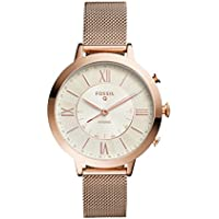 Fossil Women's FTW5018 Smart Digital Rose Gold Watch