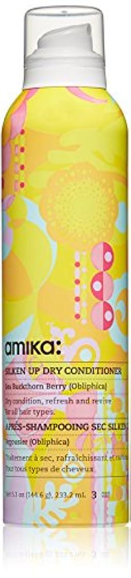 やろうやろううまくやる()amika シルケン干上がるコンディショナー 232.46ミリリットル/ 5.3オンス