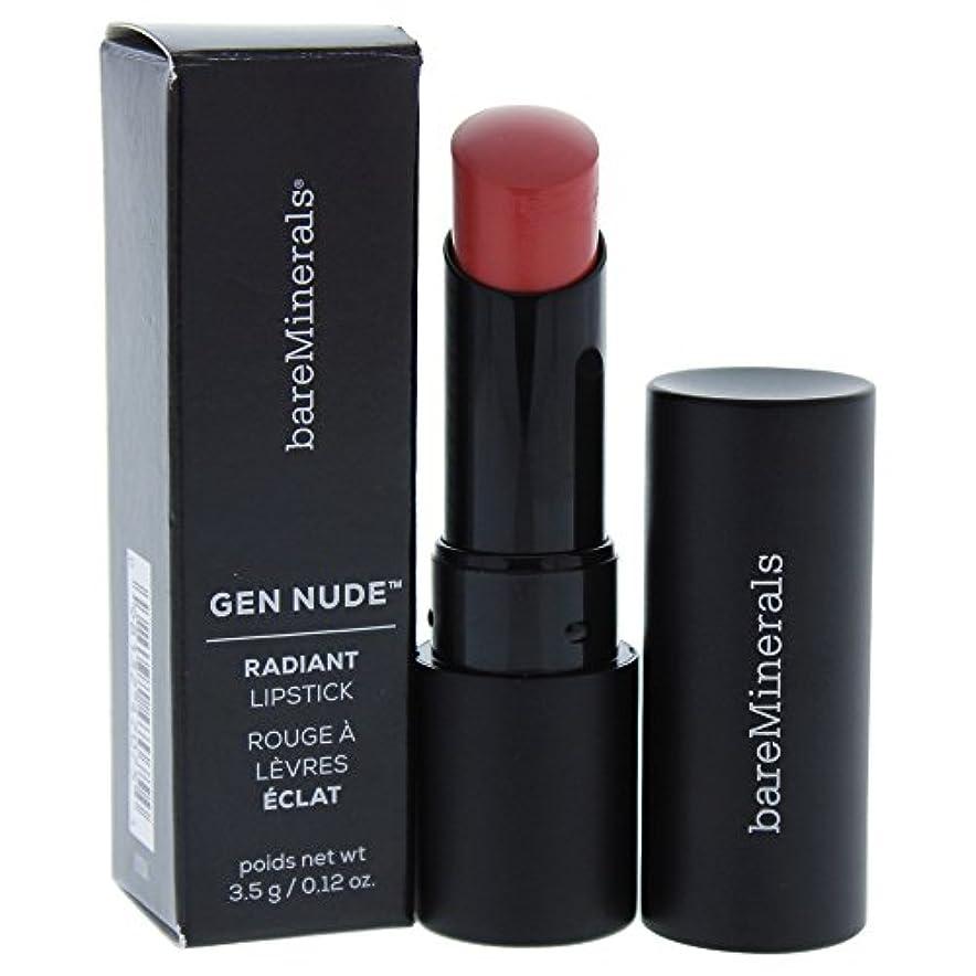 ベアミネラル Gen Nude Radiant Lipstick - Love 3.5g/0.12oz並行輸入品