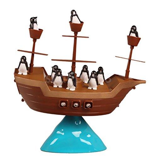キッズボードゲームおもちゃペンギンPirateボートゲームインドアゲームFamily /パーティー