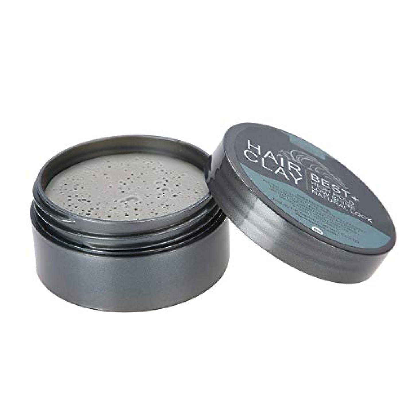 メンズヘアワックス、ナチュラルポマードヘアモデリングワックステンポラリーヘアカラースタイリングヘアケア保湿健康80グラム