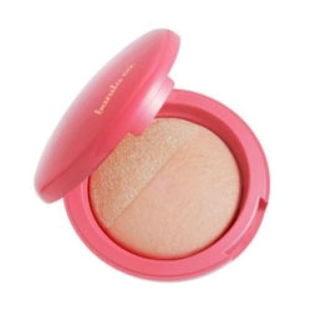建設鎮静剤脆いBanila Mineral Surprise Baking Pact SPF17 PA+ (DUO Luminous) [Korean Import]