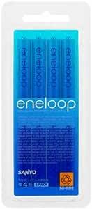SANYO eneloop 充電式ニッケル水素電池(単4形8個パック) [HR-4UTG-8BP]