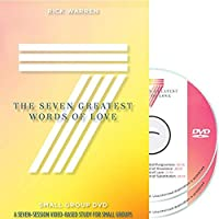 The Seven Greatest Words of Love Small Group DVD【DVD】 [並行輸入品]