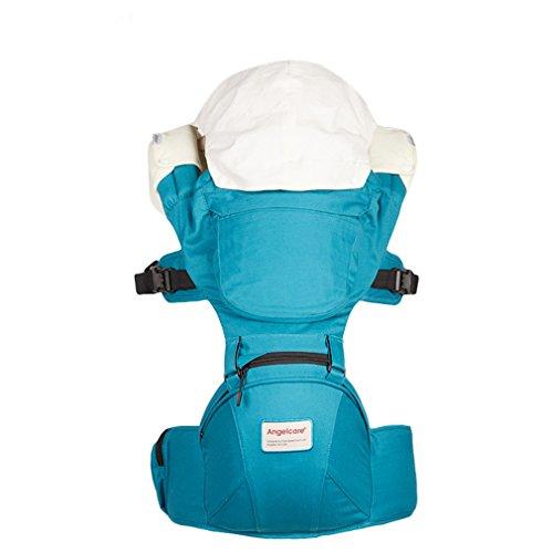 Angelcare® 新生児 抱っこひも 赤ちゃん ベビーキャリアー 6通り 抱っこ-100%オーガニックコット