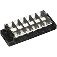 春日電機 組端子台 標準形 (セルフアップ) 極数6 T1006