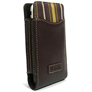 The Slipper LeatherCase for iPhone/Brown