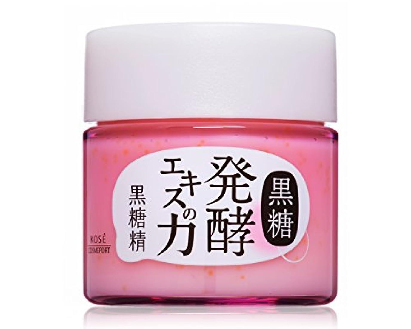 ビート香港地下室KOSE コーセー 黒糖精 美容液 オイルinクリーム 80g
