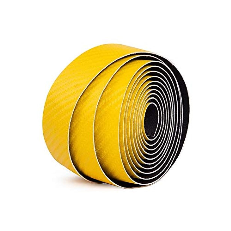 追記塩ポジションロード炭素繊維自転車ハンドルバーテープ自転車レース自転車グリップMTBコルクハン バイクハンドルバーテープ